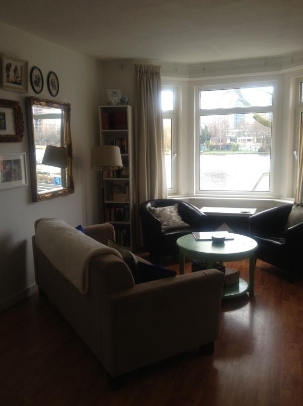 living room remake